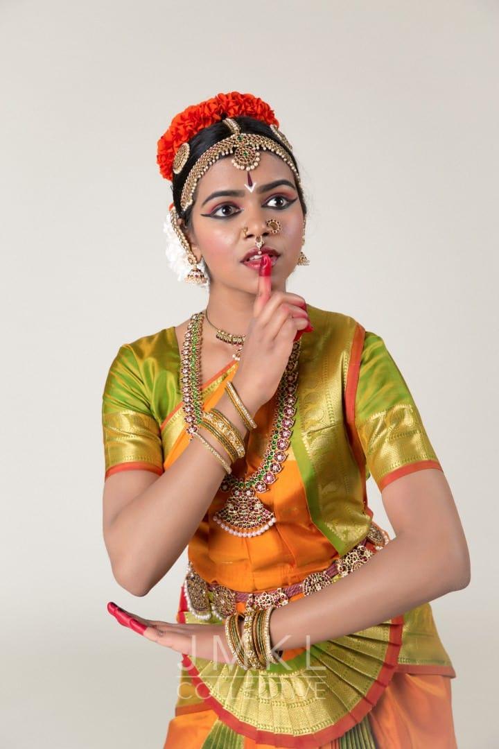 Kavadi Bharata Natyam Dance Portrait #3 | JMKL Collective - arangetram.me
