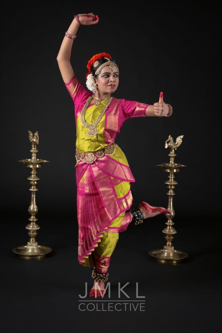 Kavadi Bharata Natyam Dance Portrait #5 | JMKL Collective - arangetram.me