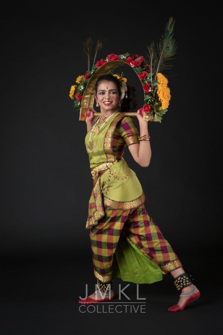 Kavadi Bharata Natyam Dance Portrait #6 | JMKL Collective - arangetram.me