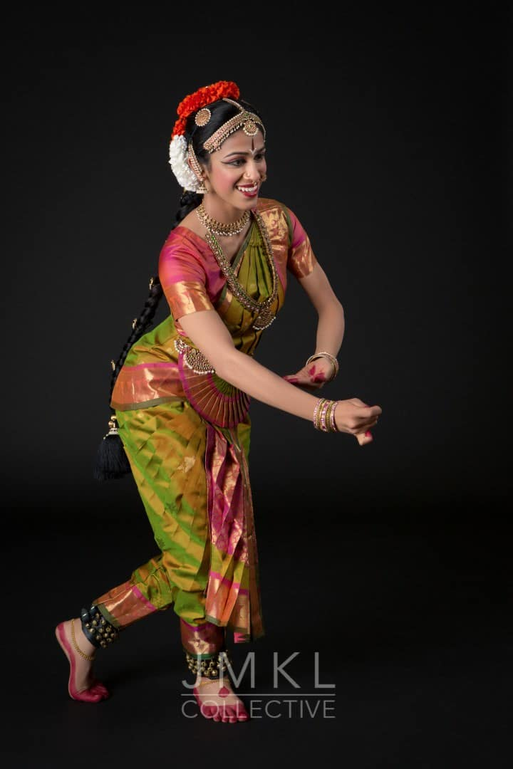Lalita Bharata Natyam Dance Portrait # | JMKL Collective - arangetram.me