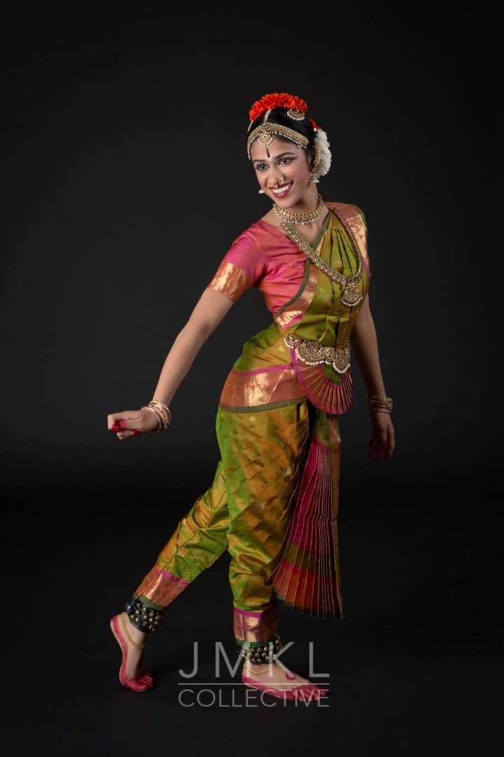 Lalita Bharata Natyam Dance Portrait #2 | JMKL Collective - arangetram.me