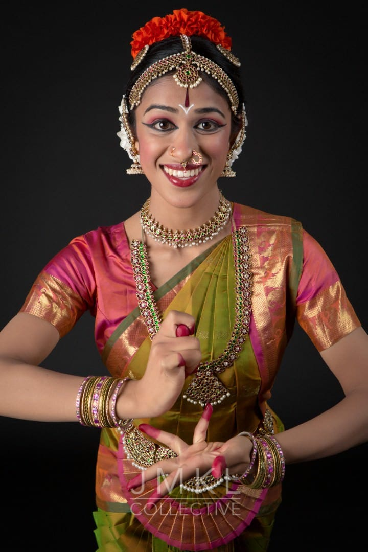 Lalita Bharata Natyam Dance Portrait #3 | JMKL Collective - arangetram.me