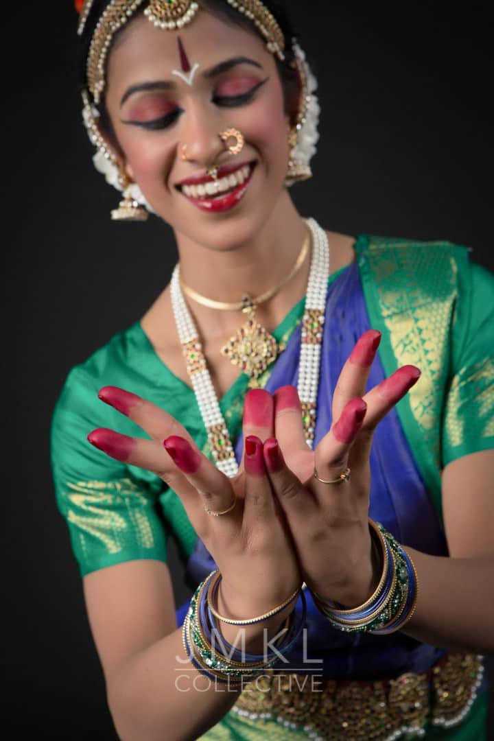 Lalita Bharata Natyam Dance Portrait #5 | JMKL Collective - arangetram.me