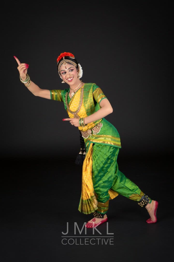 Lalita Bharata Natyam Dance Portrait #6 | JMKL Collective - arangetram.me