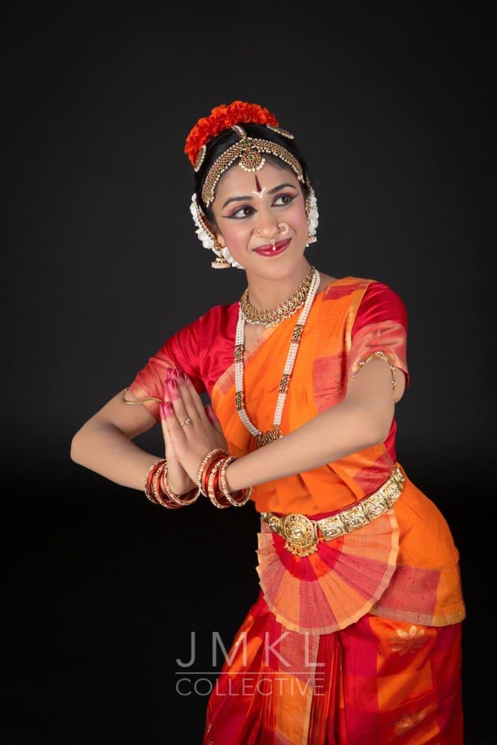 Lalita Bharata Natyam Dance Portrait #7 | JMKL Collective - arangetram.me
