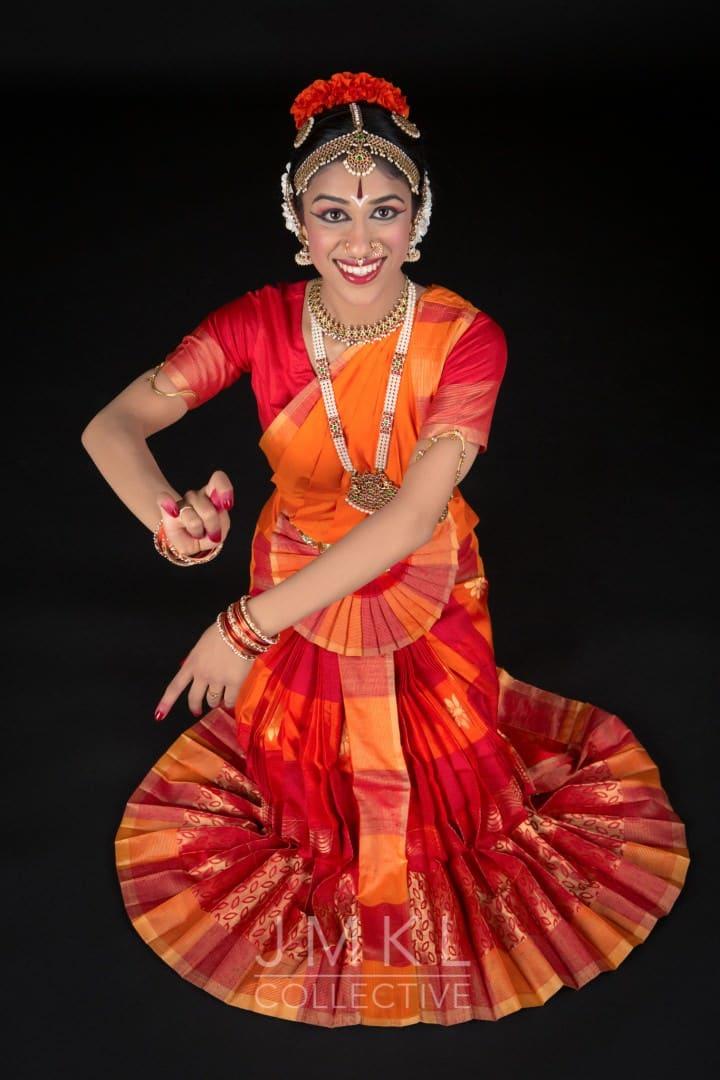 Lalita Bharata Natyam Dance Portrait #8 | JMKL Collective - arangetram.me